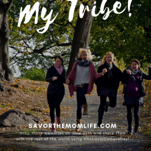 My Tribe: An Introduction to my mom tribe.