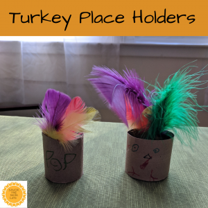 Turkey Place Holders