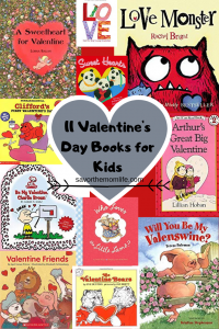 11 Valentine's Day Books to share with your kids