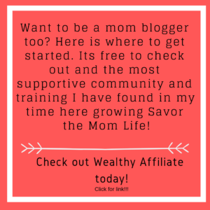 Want to be a mom blogger too_ Here is where to get started. Its free to check out and the most supportive community and training I have found in my year here with Savor the Mom Life!
