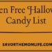 Gluten Free Halloween Candy List