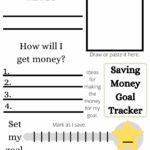 Saving Money Goal Tracker