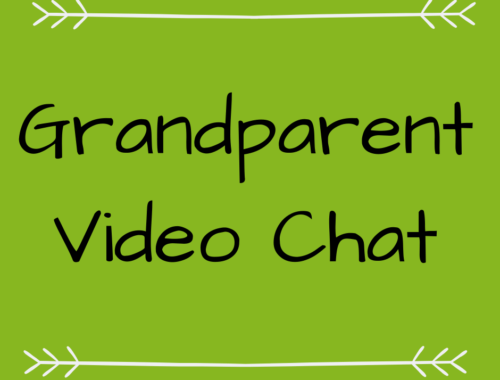 Grandparent Video Chat