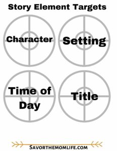 Story Element Targets