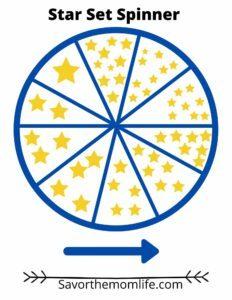 Star Set Spinner