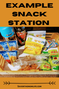 Example Snack Station