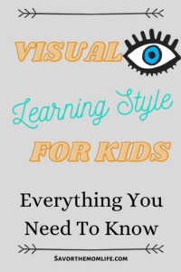 Visual Learning Style for Kids- Everything You Need to Know
