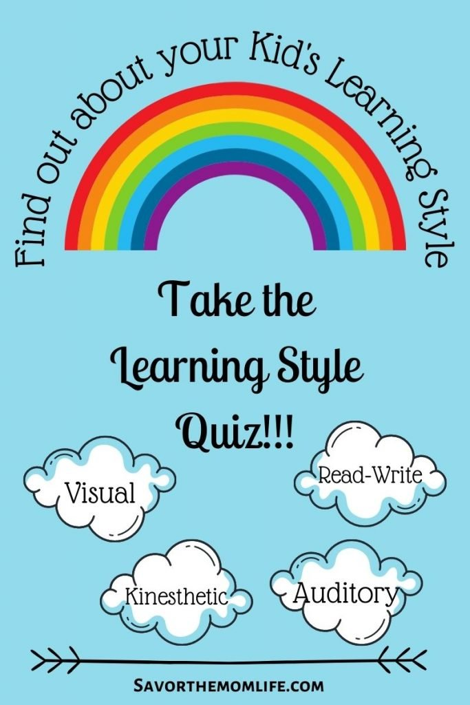 Learning Style Quiz