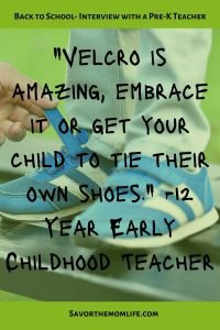 Velcro is amazing, embrace it or get your child to tie their own shoes.